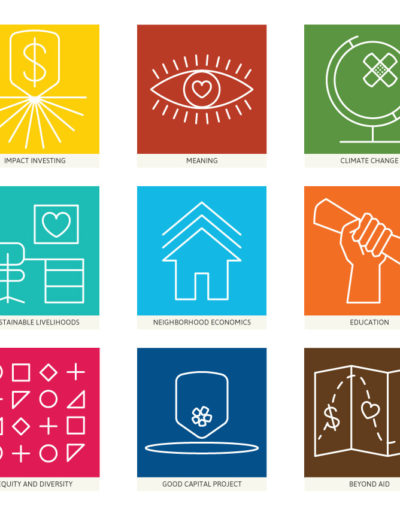 Icons for SOCAP program themes